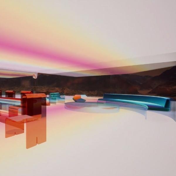 Virtual 'Mars House', Rumah NFT Pertama di Dunia
