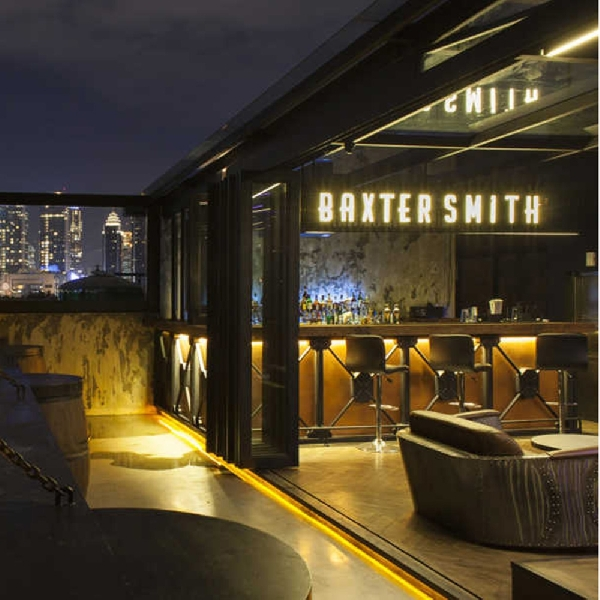 Tiga Konsep Jadi Satu di Baxter Smith