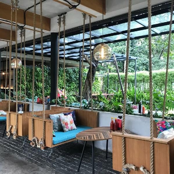 Cerita Café, Tempat Nongkrong Asyik di Timur Jakarta