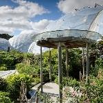 Eden Project, Taman Botani dengan Kubah Geodesi Terbesar di Dunia