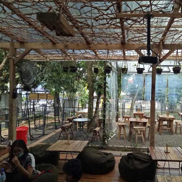 Forest Coffee and Food Camp Usung Konsep Ngopi di Alam Terbuka