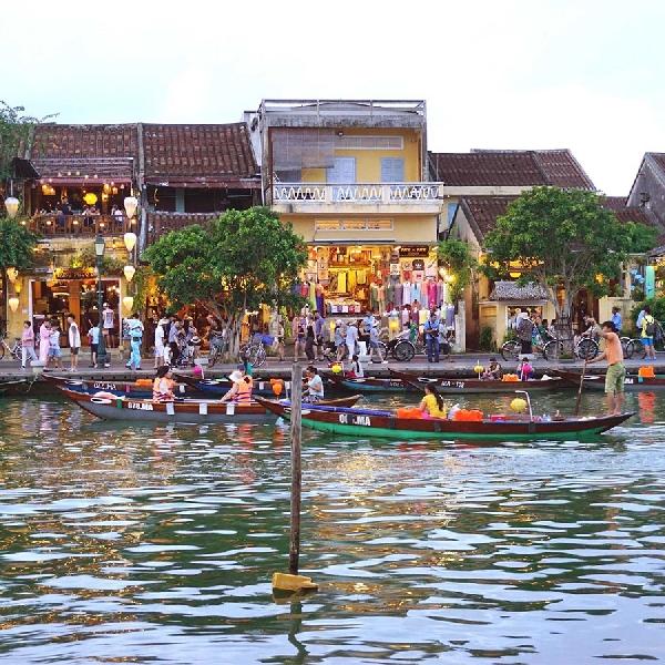 Jadi Kota Terbaik Versi Travel & Leisure, Semenarik Apa Hoi An?