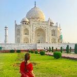 Jalan-jalan di Taj Mahal Lebih dari 3 Jam Siap-siap Kena Biaya Tambahan