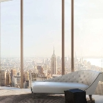 Intip Pemandangan Memikau Dari 10 Gedung Residen Pencakar Langit Tertinggi Dunia (Part 1)