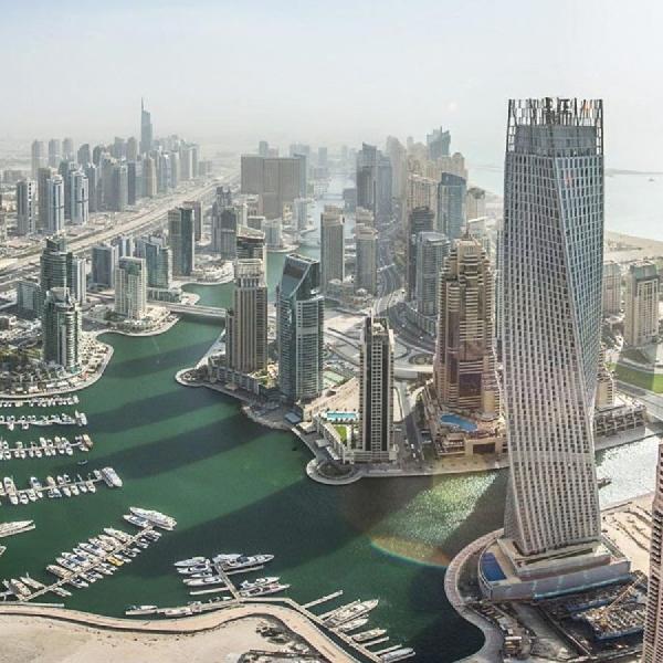 Intip Pemandangan Memikau Dari 10 Gedung Residen Pencakar Langit Tertinggi Dunia (Part 2)