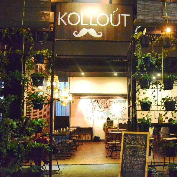 Kedai Kollout, Tempat yang Pas Untuk Penyuka Suasana Klasik dan Modern