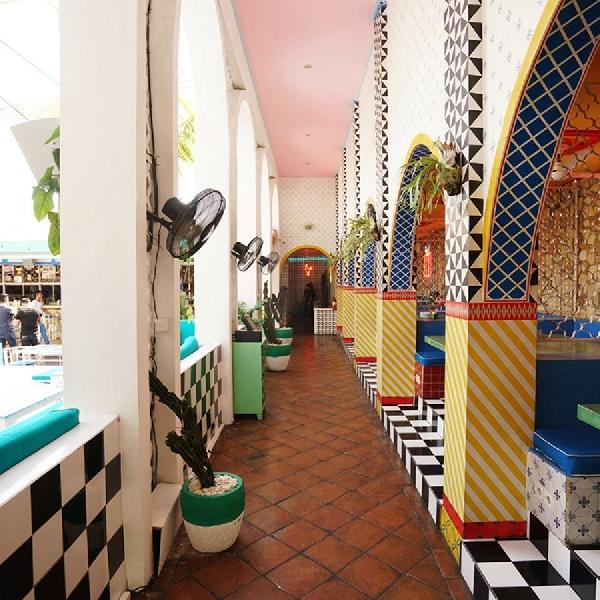 Santai dengan Nuansa Kental Khas Meksiko di Motel Mexicola