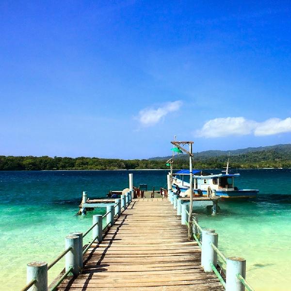 Pulau Peucang, Salah Satu Surga Tersembunyi di Banten
