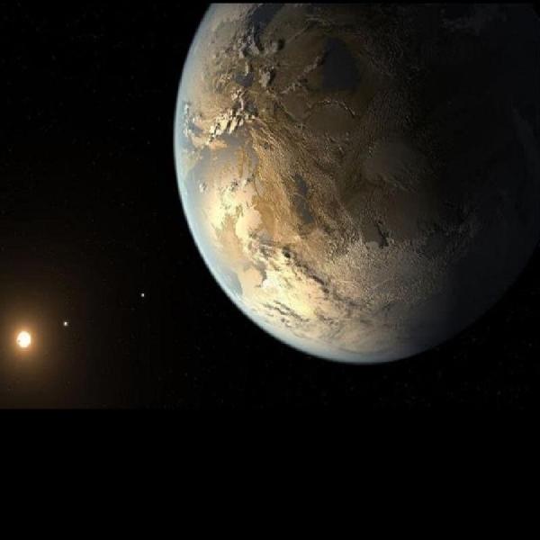 Planet Misterius Mirip Bumi Tertangkap Teleskop Luar Angkasa