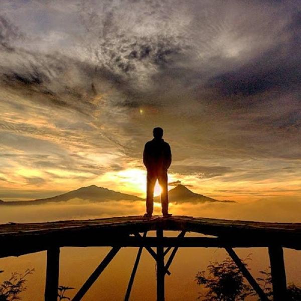 Tempat Terbaik untuk Nikmati Sunrise dan Sunset di Magelang