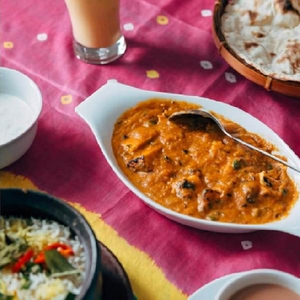 Sajian Khas India Rumahan di Gokul Resto