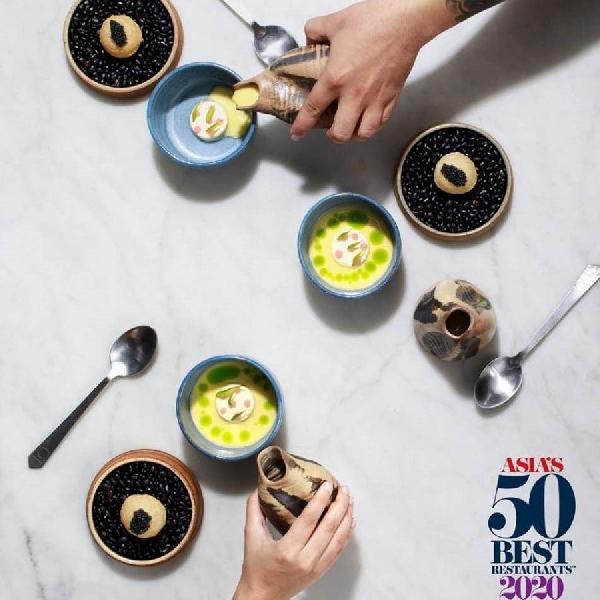 """Kabar Restoran Asia Terbaik """"Masque"""" di Masa Pandemi"""