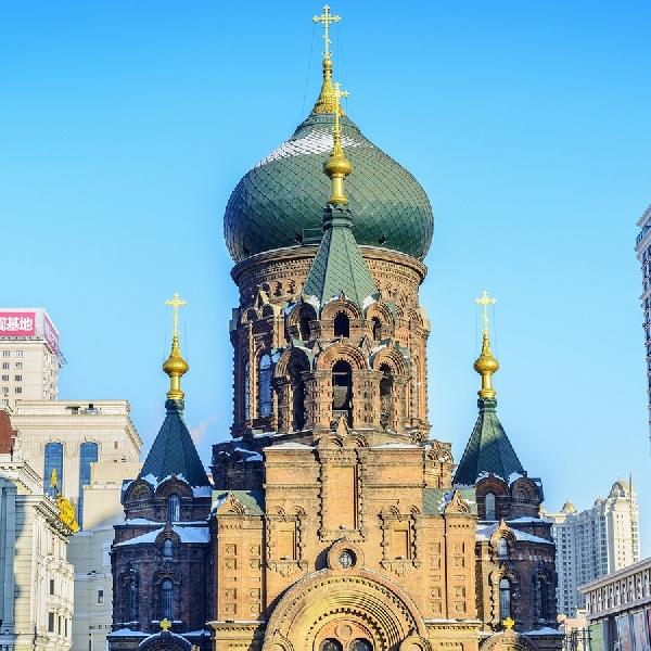 Saint Sophia Cathedral, Gereja Orthodox Terbesar di Asia Timur