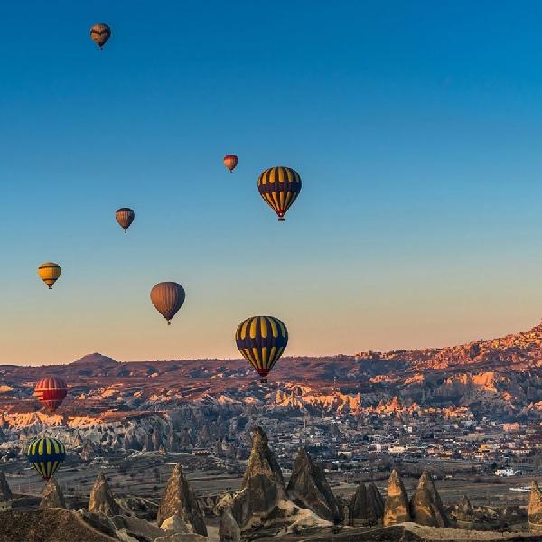 Ke Turki? Kamu Harus Masukkan Cappadocia Jadi Destinasi Utama