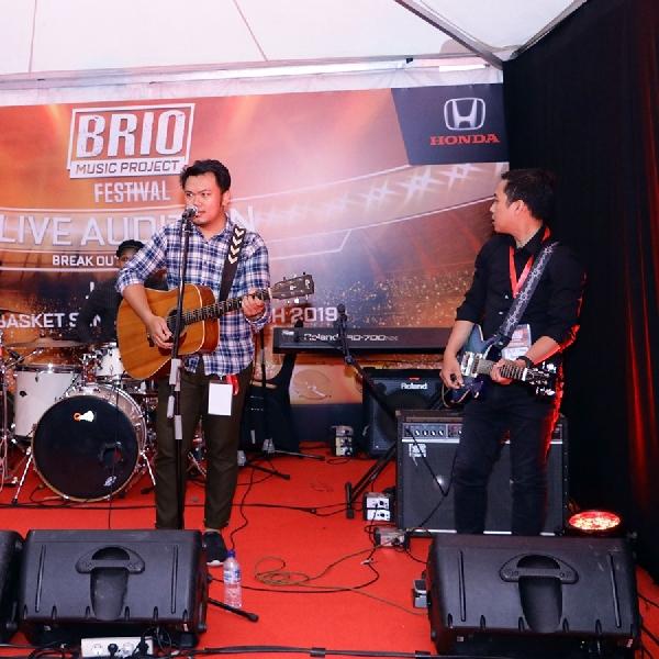 Honda Gelar Brio Music Project Festival Di Bandung