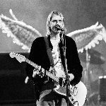 Gitar Peninggalan Kurt Cobain Dijual di Lelang Online