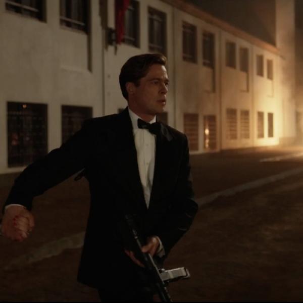 Brad Pitt dan Marion Cotillard Jadi Pasangan di Film 'Allied'