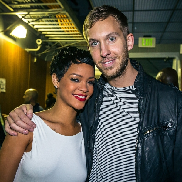 Calvin Harris Bocorkan Behind the Scene 'This Is What You Came For'