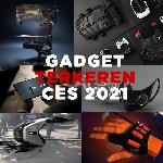 10 Gadget Terkeren di CES 2021