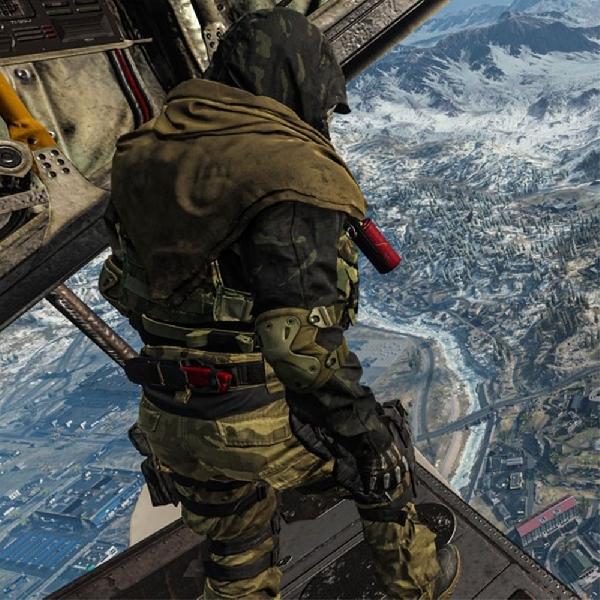Rambo dan John McClane Kemungkinan Akan Hadir di Call Of Duty Warzone