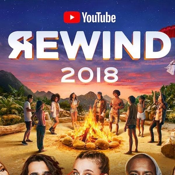 YouTube Rewind 2018 Sukses Jadi Video yang Paling Tidak Disukai