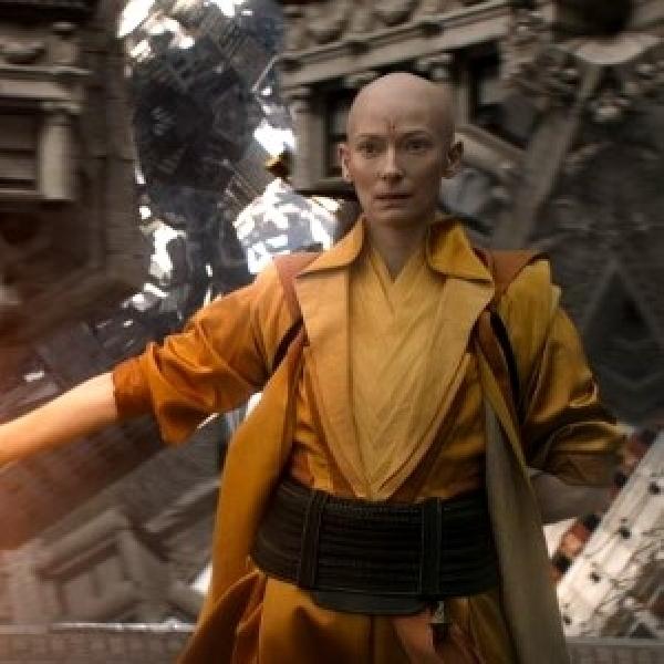 Kevin Feige Menyesal Melakukan Whitewashing Pada Film Doctor Strange