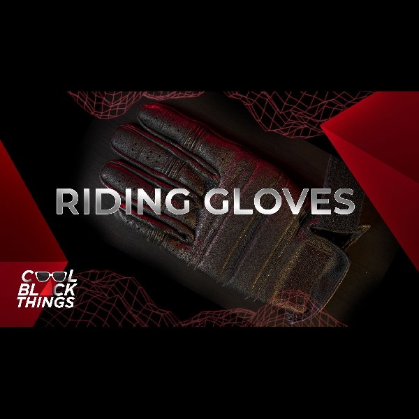 5 Black Riding Gloves   Cool Black Things - S2 • E1