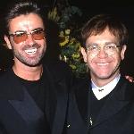Elton John Persembahkan Lagu Kenang Kepergian George Michael
