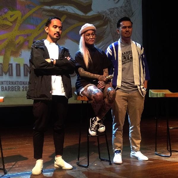 Barberlyfe Indonesia Vol 4 Jajaki Tren Rambut Pria Urban 2020