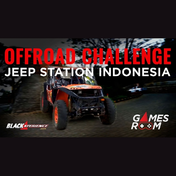 Offroad Challenge, Jeep Station Indonesia Resort