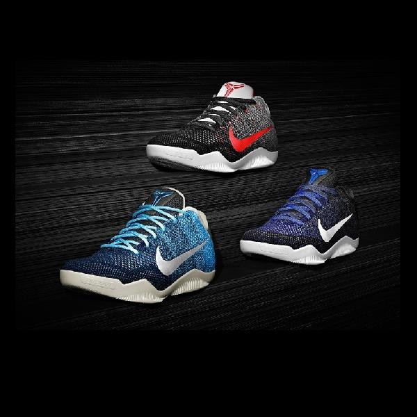 Setelah Kobe Bryant Resmi Pensiun, Nike Luncurkan Kobe 11 Muse Pack