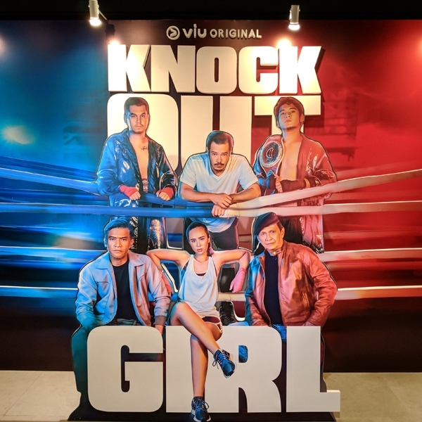 Berbarengan Viu Pitching Forum 2019, Knock Out Girl Resmi Tayang Perdana di Viu