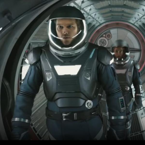 Imagine Dragons Luncurkan Lagu Baru Untuk Film 'Passengers'