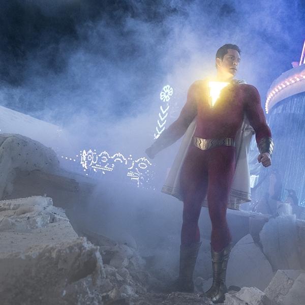 Shazam Membawa Warna Baru di Semesta DC