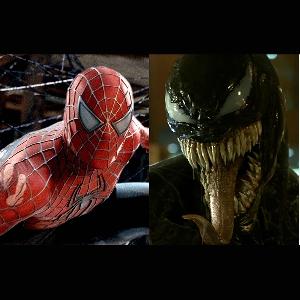 Sony Berniat Gabungkan Spider-Man dan Venom