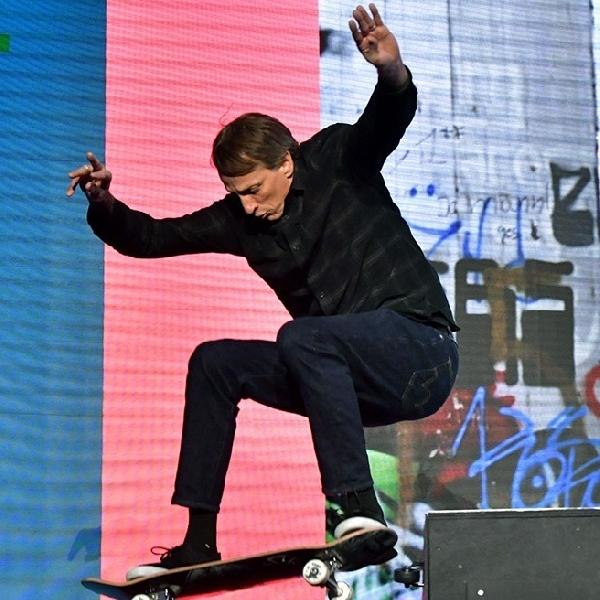 Film Dokumenter Terbaru dari Skateboarder Legendaris Tony Hawk akan Digarap oleh Sam Jones