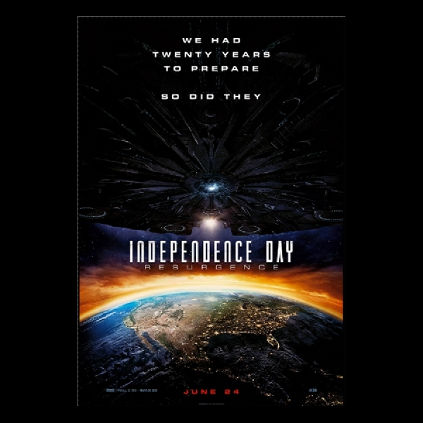 Ngeri, Alien Kembali Menyerang Bumi Di Independence Day Resurgence