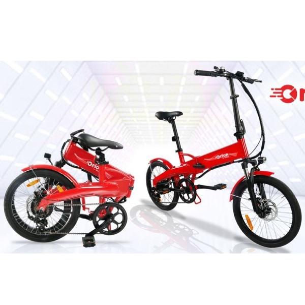 Viar Orion Sepeda Listrik Lipat Jangkau 50 KM Kecepatan 25 Kpj