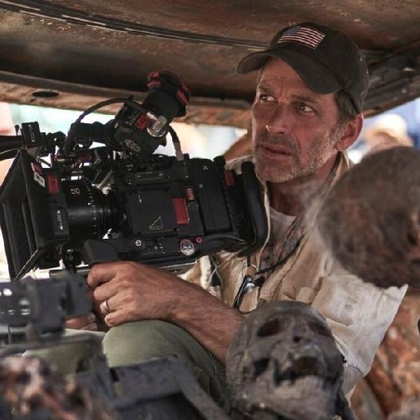 """Zack Snyder Akan Bekerja Sama Dengan Neflix Untuk Membuat Film Sci-Fi Terbaru """"Rebel Moon"""""""