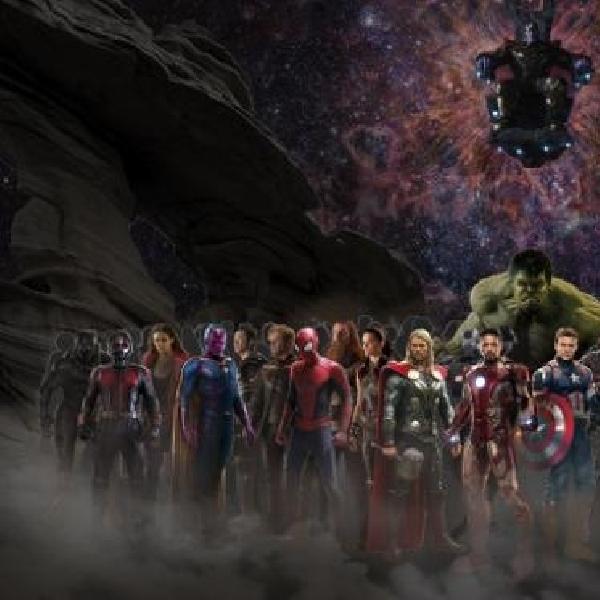 Karakter Superhero Baru di Avengers: Infinity War?