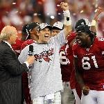 """Levi Jadi Pemain NFL dalam Biopik """"American Underdog"""""""