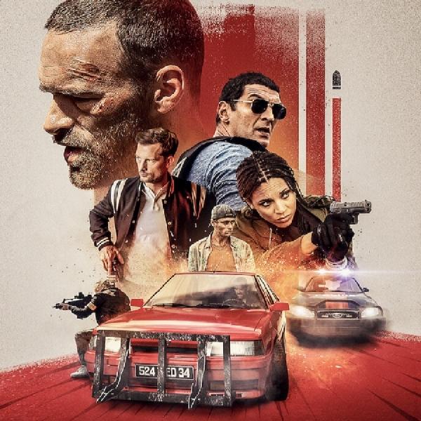 Lost Bullet, Film Aksi Baru di Netflix