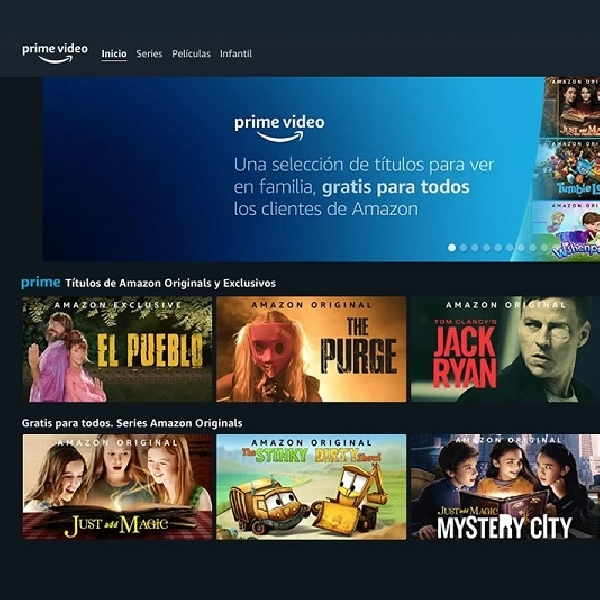 Simak Rekomendasi Acara TV Amazon Prime Terbaik