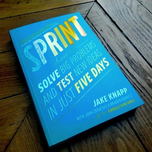 """Menjawab Tantangan Bisnis dengan Metode Jake Knapp dalam """"Sprint"""""""