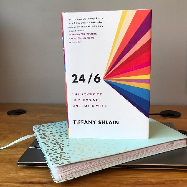 "Buku Tiffany Shlain ""24/6"": Puasa Gadget Bikin Produktif"