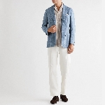 Tampil Formal, Nyaman, dan Stylish, dengan Balutan Unstructured Blazer