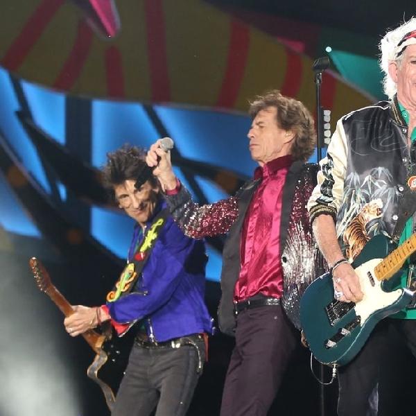 Rolling Stone Sukses Gelar Konser Perdana di Kuba