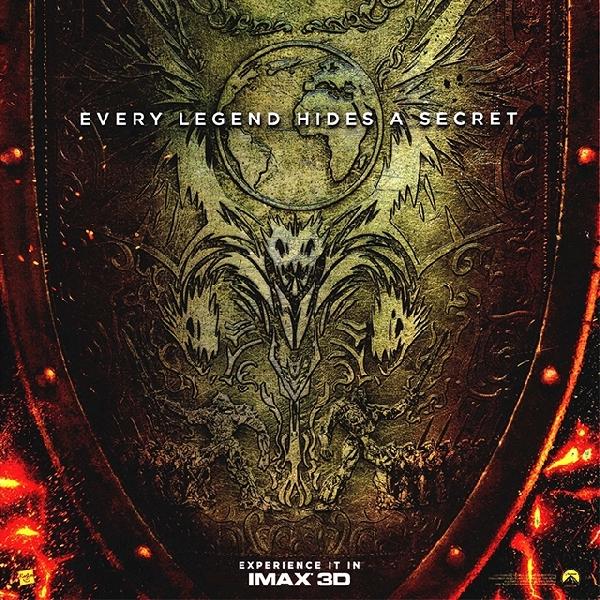 Tameng Abad Pertengahan Muncul Di Poster Terbaru Transformers