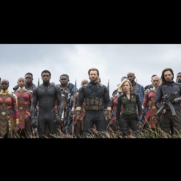 Avengers Infinity War akan Jadi Film Marvel dengan Durasi Terpanjang