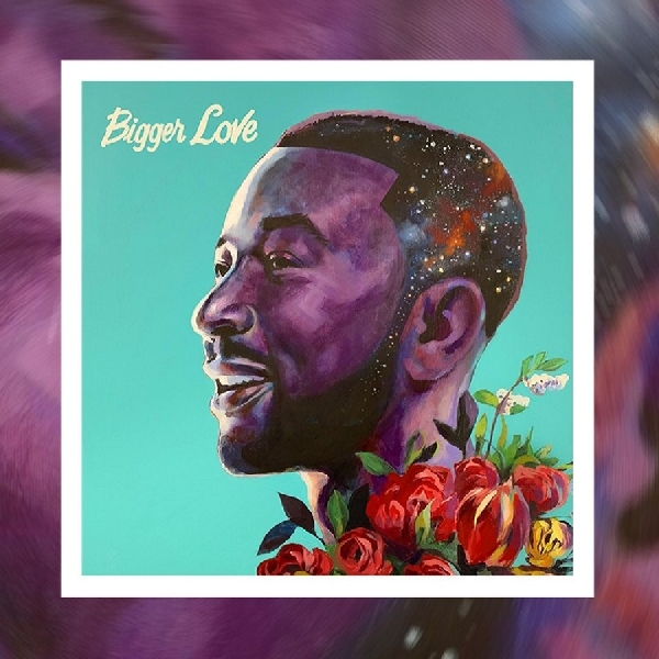 John Legend Bagikan Cinta Lewat Album Bigger Love